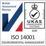 ISO 14001 Accreditation
